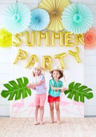40 Summer Party Decoration Ideas 33