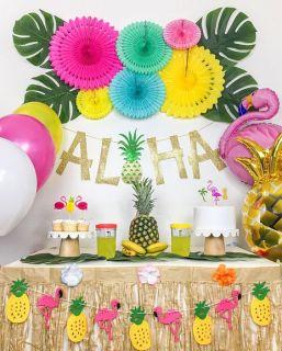 40 Summer Party Decoration Ideas 37