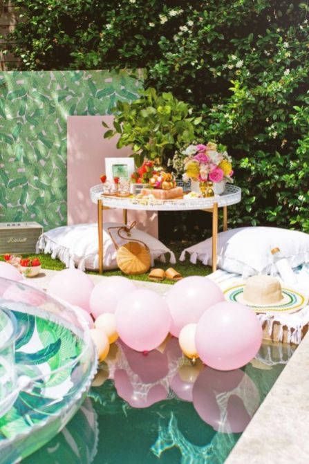 40 Summer Party Decoration Ideas 42