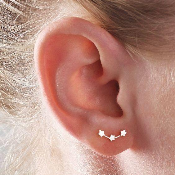 40 Tiny Lovely Stud Earrings Ideas 10