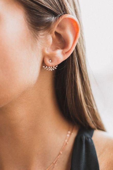 40 Tiny Lovely Stud Earrings Ideas 12