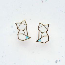 40 Tiny Lovely Stud Earrings Ideas 25