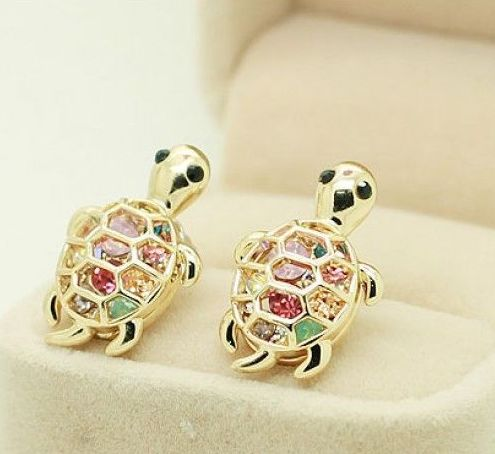 40 Tiny Lovely Stud Earrings Ideas 38