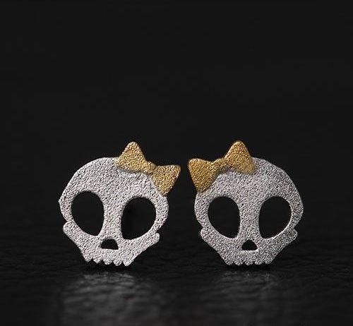40 Tiny Lovely Stud Earrings Ideas 39