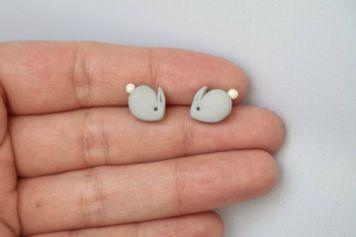 40 Tiny Lovely Stud Earrings Ideas 43