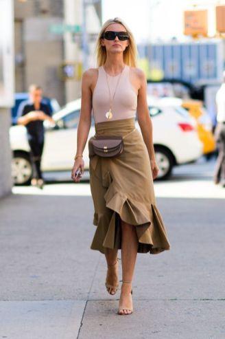 40 Ways to Wear Trendy Fanny Packs for Summer Ideas 18