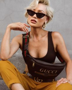 40 Ways to Wear Trendy Fanny Packs for Summer Ideas 46