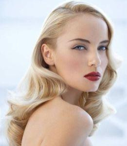 40 Wedding Hairstyles for Blonde Brides Ideas 1