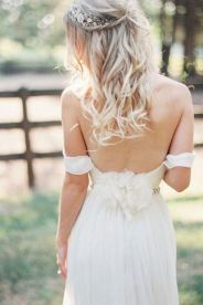 40 Wedding Hairstyles for Blonde Brides Ideas 22