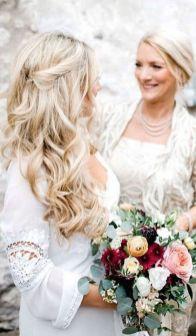 40 Wedding Hairstyles for Blonde Brides Ideas 8