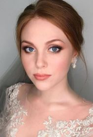 50 Blue Eyes Makeup You Need to Copy Ideas 46