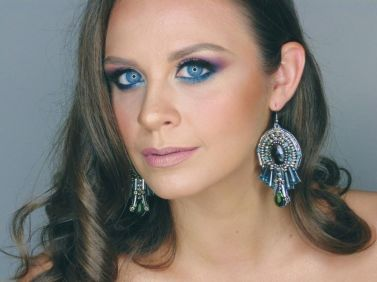 50 Blue Eyes Makeup You Need to Copy Ideas 5