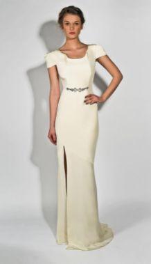 50 Bridal Dresses with Perfect Split Ideas 11