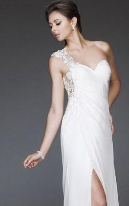 50 Bridal Dresses with Perfect Split Ideas 21 2