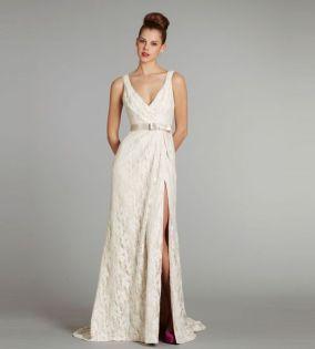 50 Bridal Dresses with Perfect Split Ideas 23