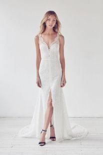 50 Bridal Dresses with Perfect Split Ideas 38 1