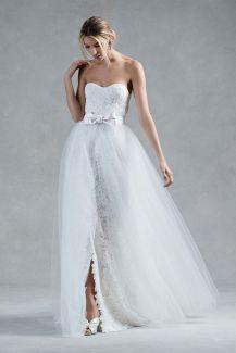 50 Bridal Dresses with Perfect Split Ideas 4 1