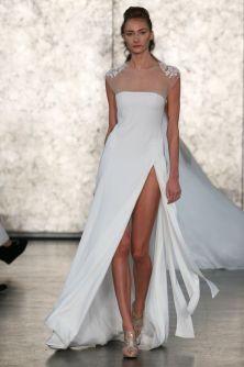 50 Bridal Dresses with Perfect Split Ideas 6