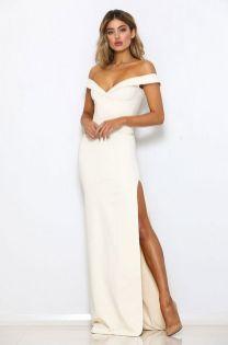 50 Bridal Dresses with Perfect Split Ideas 8 1