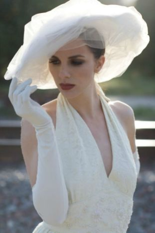 50 Bridal Hats You Will Love Ideas 18