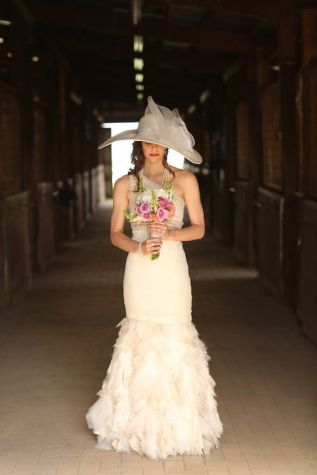 50 Bridal Hats You Will Love Ideas 24