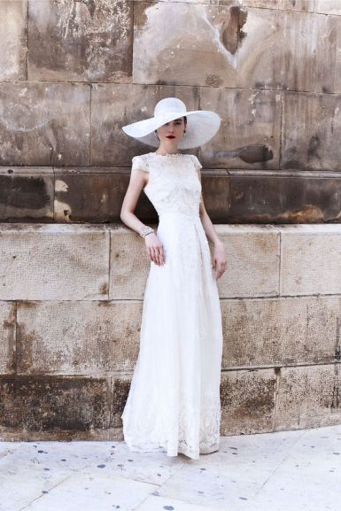 50 Bridal Hats You Will Love Ideas 31