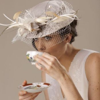 50 Bridal Hats You Will Love Ideas 32