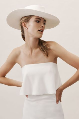 50 Bridal Hats You Will Love Ideas 51