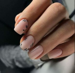 50 Floral Nail Art for Summer and Spring Ideas 21