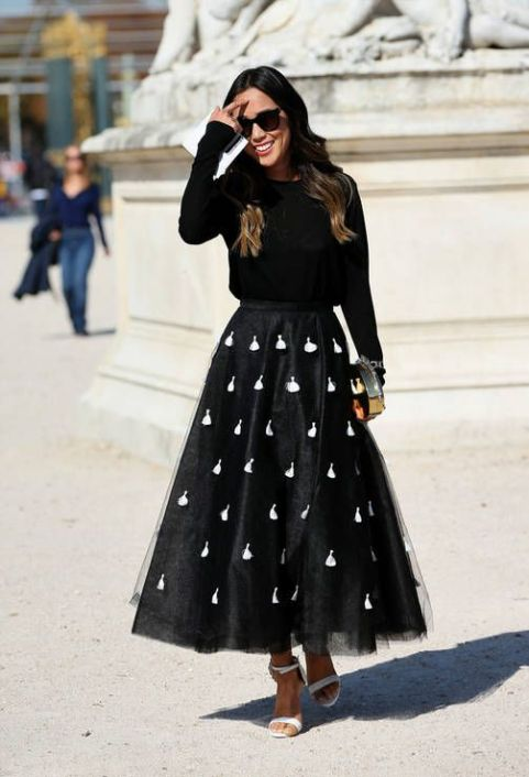 50 Organza Outfits You Should to Try Ideas 12