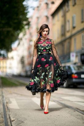 50 Organza Outfits You Should to Try Ideas 38