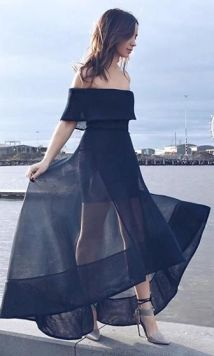 50 Organza Outfits You Should to Try Ideas 44