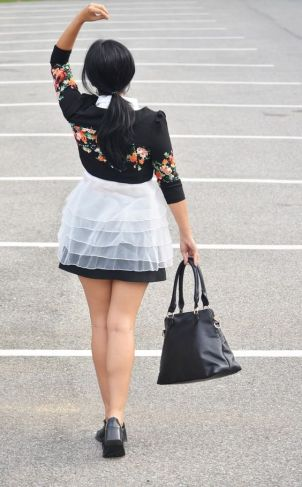 50 Organza Outfits You Should to Try Ideas 45