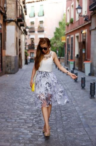 50 Organza Outfits You Should to Try Ideas 46