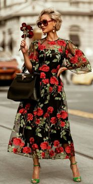 50 Organza Outfits You Should to Try Ideas 51