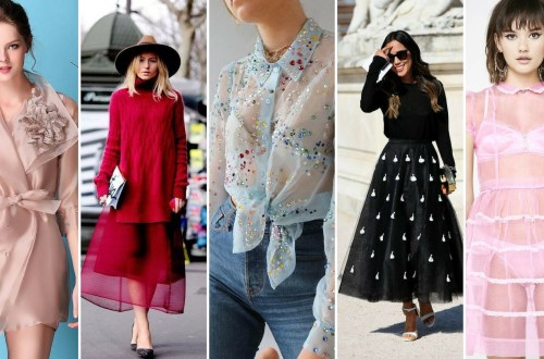 50 Organza Outfits You Should to Try Ideas