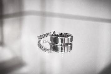 50 Simple Wedding Rings Design Ideas 14