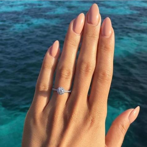 50 Simple Wedding Rings Design Ideas 19