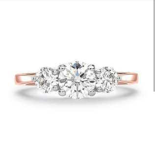 50 Simple Wedding Rings Design Ideas 30