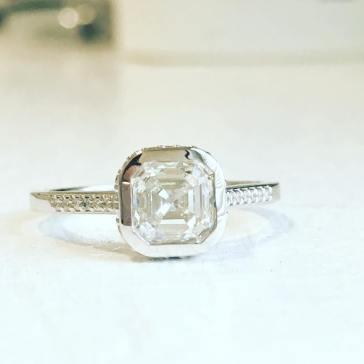 50 Simple Wedding Rings Design Ideas 48