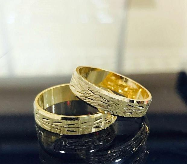 50 Simple Wedding Rings Design Ideas 50