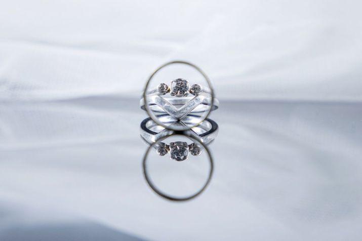 50 Simple Wedding Rings Design Ideas 9