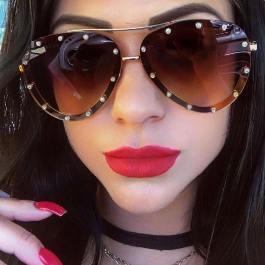 50 Stylish Look Sunglasses Ideas 13