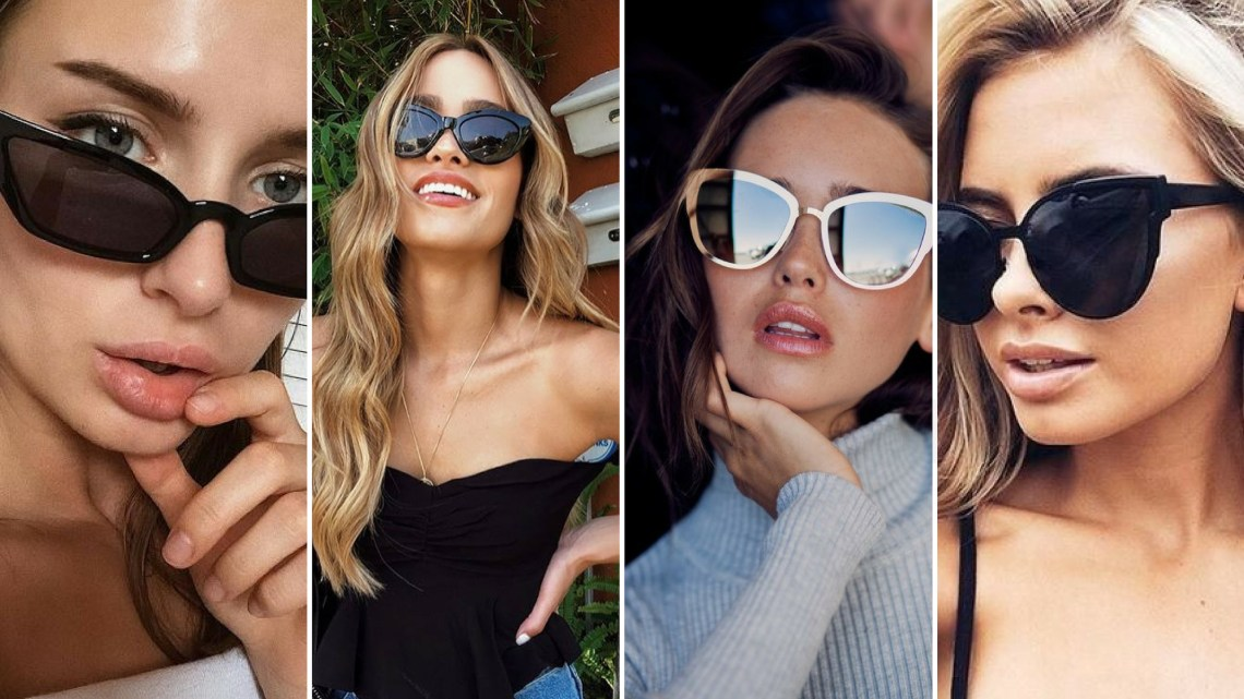 50 Stylish Look Sunglasses Ideas