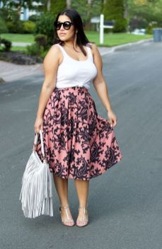 50 Summer Outfits for Plus Size Ideas 22