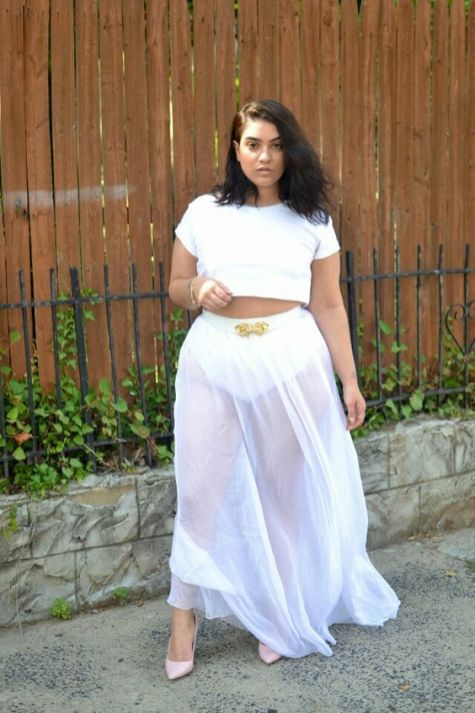 50 Summer Outfits for Plus Size Ideas 25