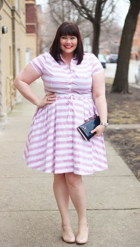 50 Summer Outfits for Plus Size Ideas 3
