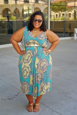 50 Summer Outfits for Plus Size Ideas 30