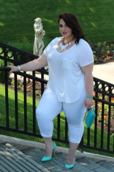 50 Summer Outfits for Plus Size Ideas 43