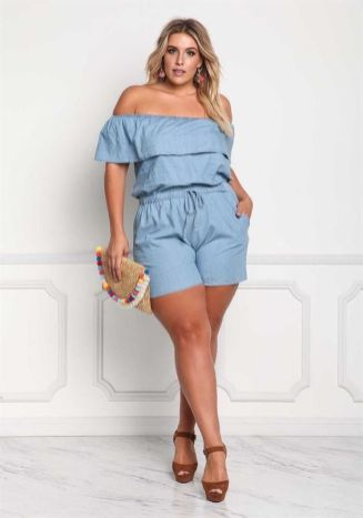 50 Summer Outfits for Plus Size Ideas 47